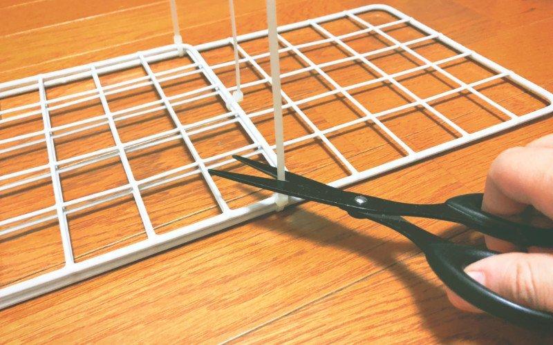 バスタブトレー(テーブル)の作り方
